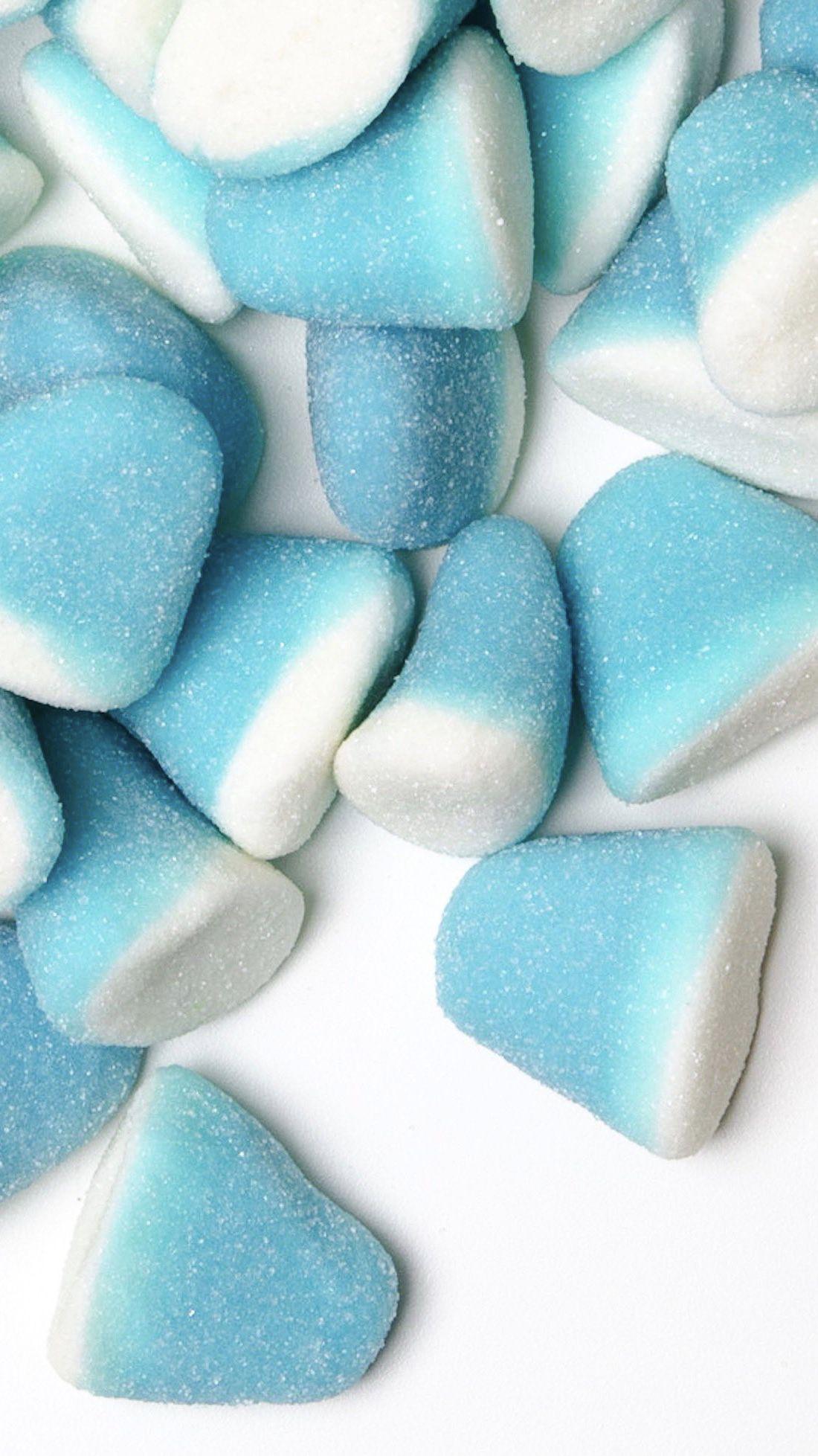 Blue Raspberry Gummy Drops