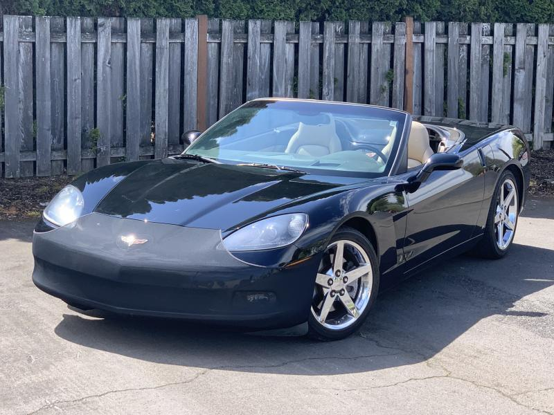 2006 Corvette Convertible For Sale In Oregon 2006 Corvette Convertible Corvette Convertible Corvette Black Corvette
