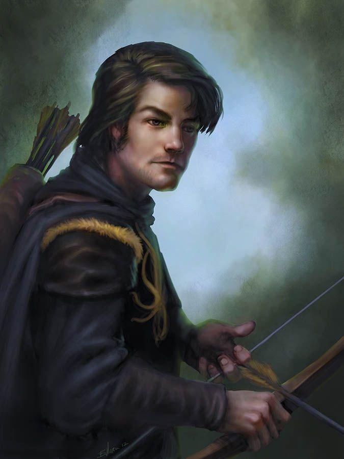 Theon Greyjoy By Brittmartin Deviantart Com Theon Greyjoy A