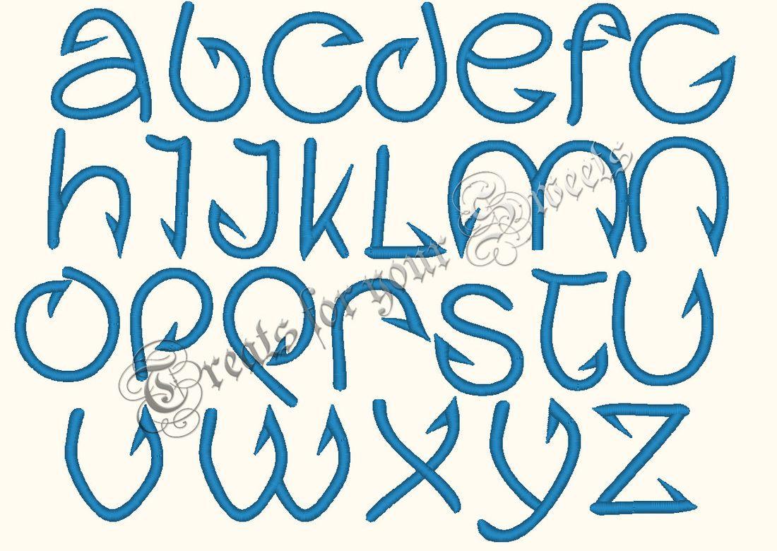 Ish Hook Font