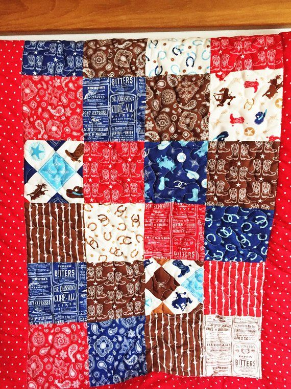 Homemade Quilts For Sale >> Handmade Quilt For Sale Quilted Baby Blanket For Boy Baby Play