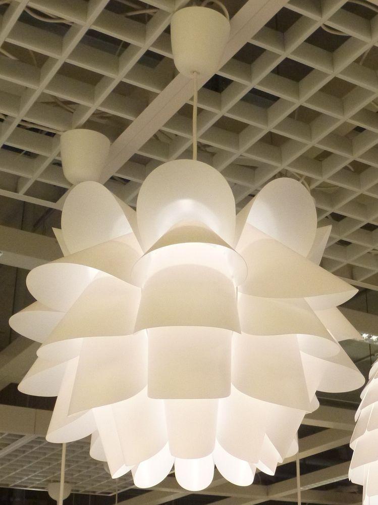 Ikea Knappa Hangeleuchte Deckenleuchte Deckenlampe Weiss Designerlampe Lampe Deckenlampe Weiss Deckenlampe Lampe