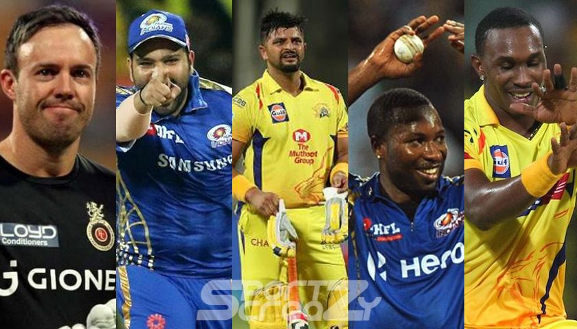 5 Most Successful Players In Ipl History In 2020 Ipl Best Player Players