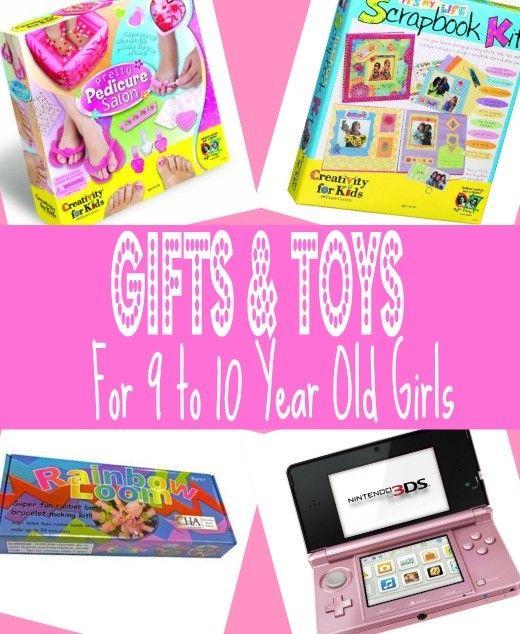 christmas gift ideas for 9 yr old girl