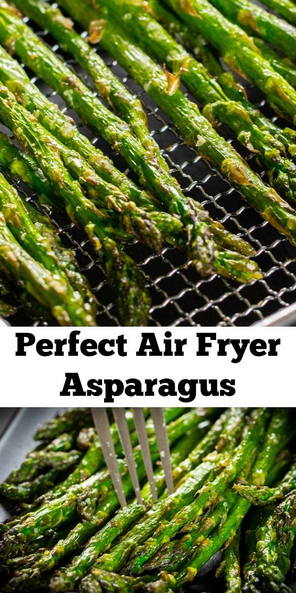 Perfect Air Fryer Asparagus
