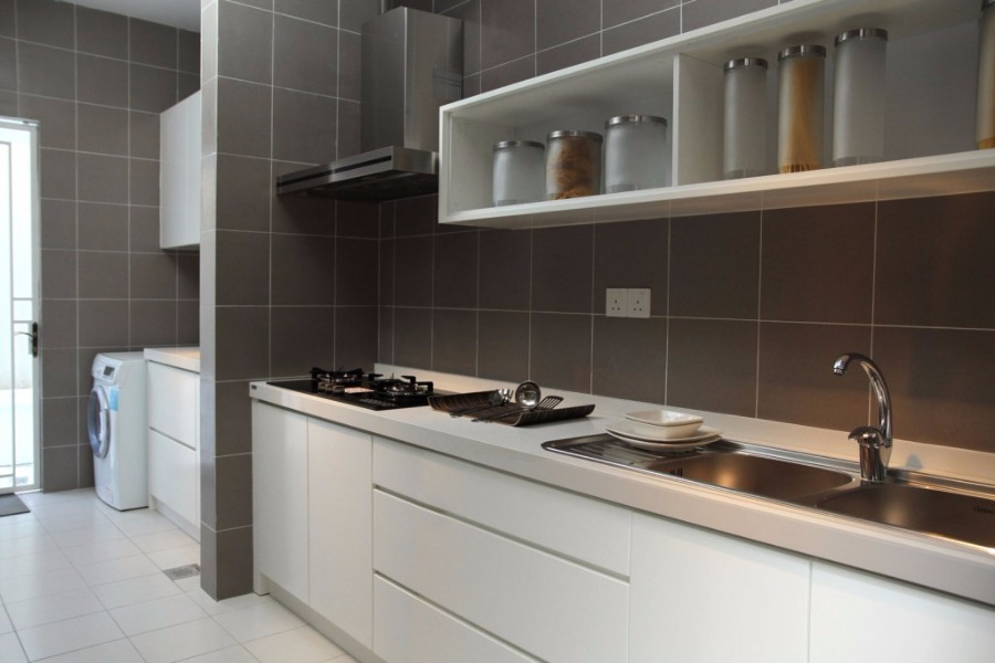 Pin On Wet And Dry Kitchen Design Ideas In Malaysia