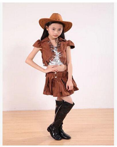 edaa7af7a Trajes de baile de jazz para las niñas 4 colores 7 tamaños B018 ...