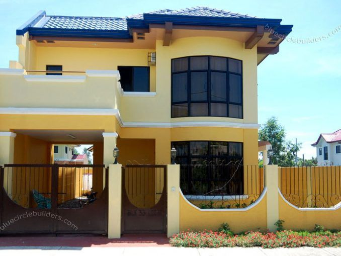 Affordable Two Bedroom Modern Bungalow For Those Who Are On A Tight Budget House And Decors In 2020 Kerala House Design Simple House Design Modern Small House Design