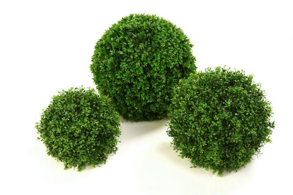 Large Artificial Boxwood Topiary Premium Outdoor Quality