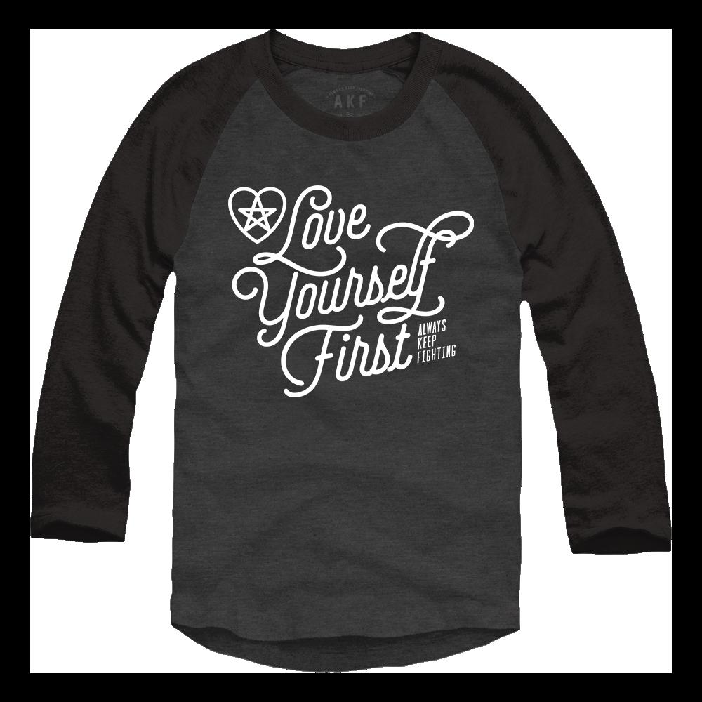 T shirt design jonesboro ar - Love Yourself