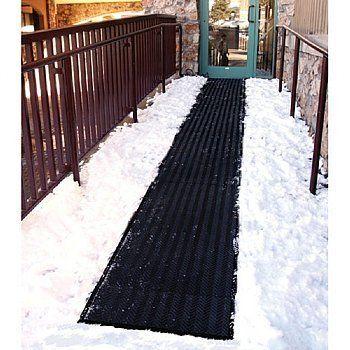 You Are Buying One Heattrak Snow Melting Walkway Mat