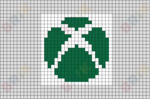 Xbox Pixel Art