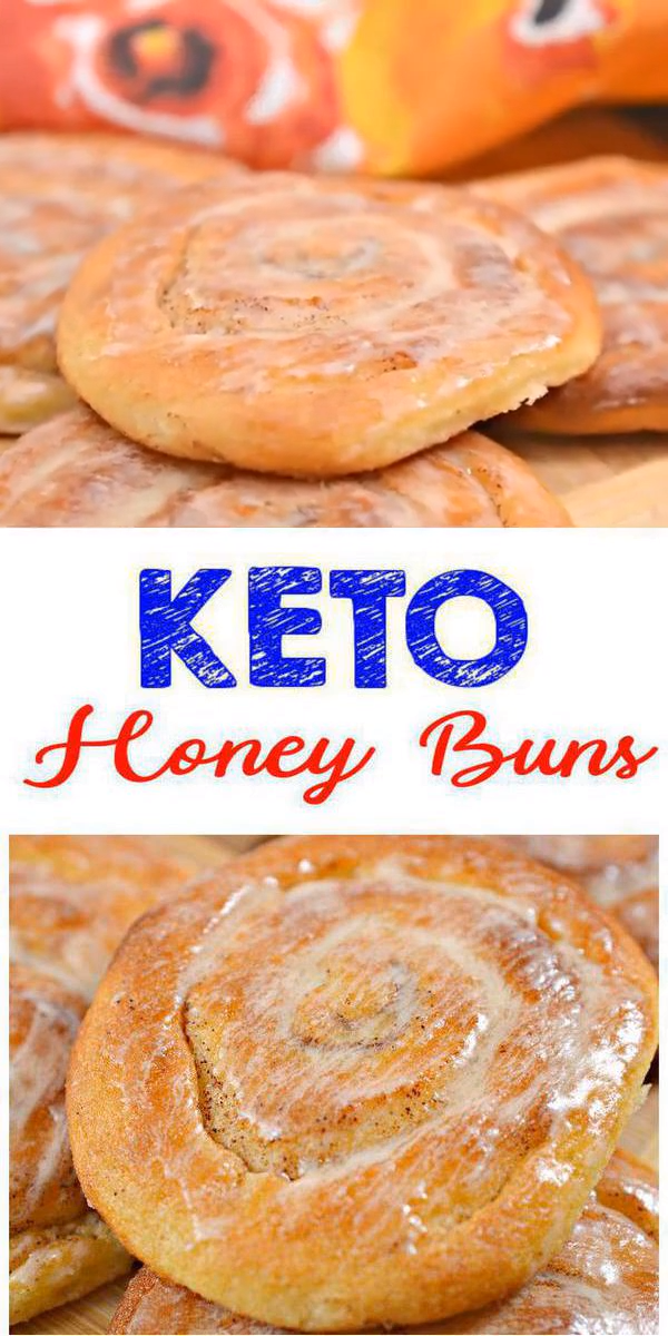 Here is a quick & easy homemade honey buns keto recipe. If u r looking for delicious, tasty, & moist cinnamon roll for a low carb diet then try this one out. Yummy almond flour pizza keto honey buns recipe - great grab & go breakfast, snack or treat. W/ a few ketogenic essential ingredients u can make amazing cinnamon roll w/ icing-frosting. Keto friendly & BEST keto idea. Great for Christmas or Valentines. Ooey gooey cinnamon rolls w/ these honey buns. #easyrecipe