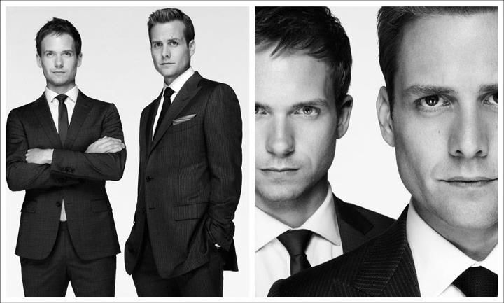 Suits. Greatest show ever!