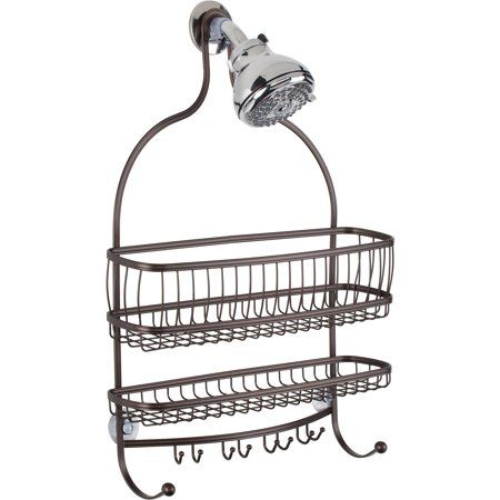 Home Improvement Shower Caddy Interdesign Hanging Washing