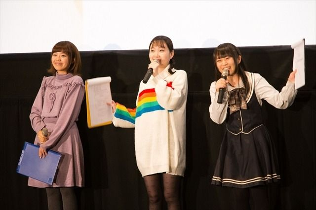 Miss Kobayashi S Dragon Maid First Episode Premiere Screening Event