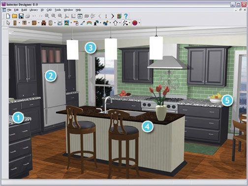 Küche Design Tool #Küchen #kitchendesignonlinefree   Kitchen ...