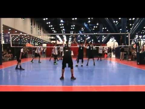Jeffrey Warber Tejas Boys Volleyball 08 Volleyball Boys Jeffrey