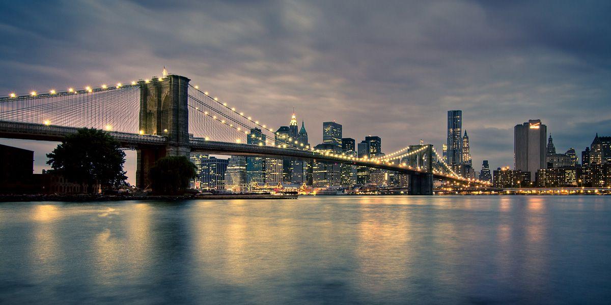 Skylines Architecture Brooklyn Bridge New York City Manhattan Brooklyn Bridge New York Brooklyn bridge hd wallpaper