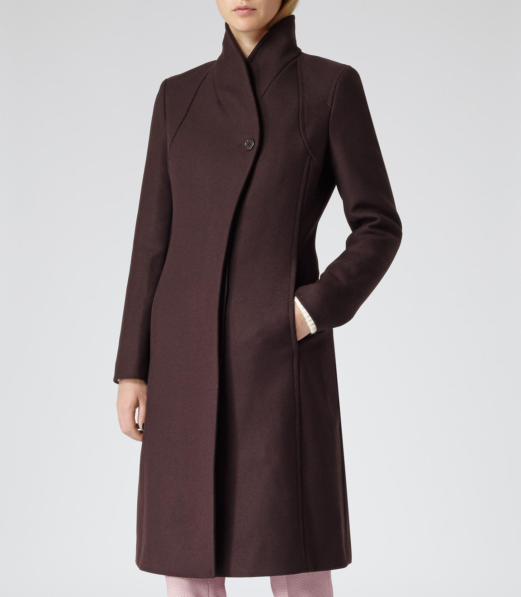 Womens work coat