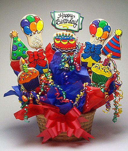 Birthday Celebration Basket