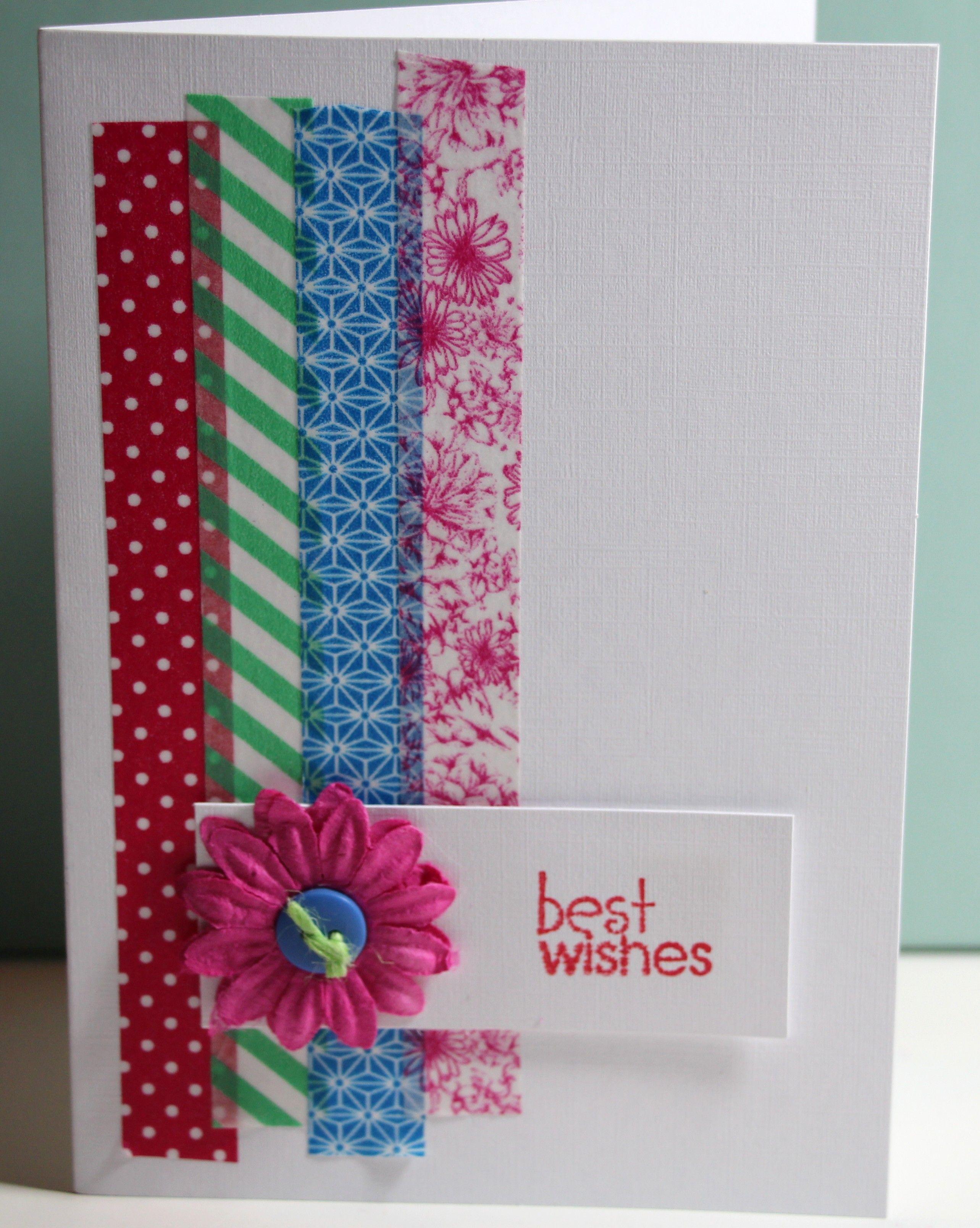 36++ Washi tape cards ideas ideas