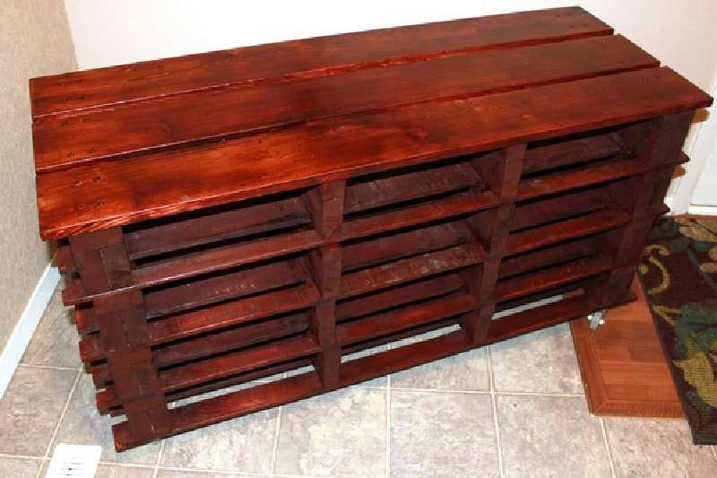Muebles de palets instrucciones para hacer un zapatero for Manual para hacer muebles