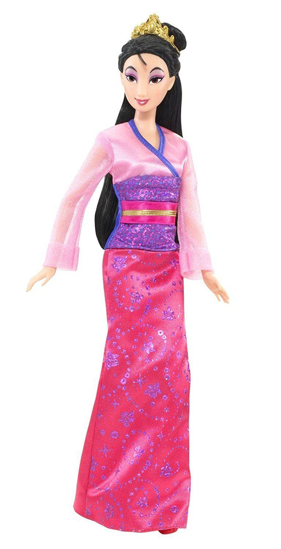 Disney Sparkling Princess Mulan Doll | Dolls and Dollhouses | Pinterest