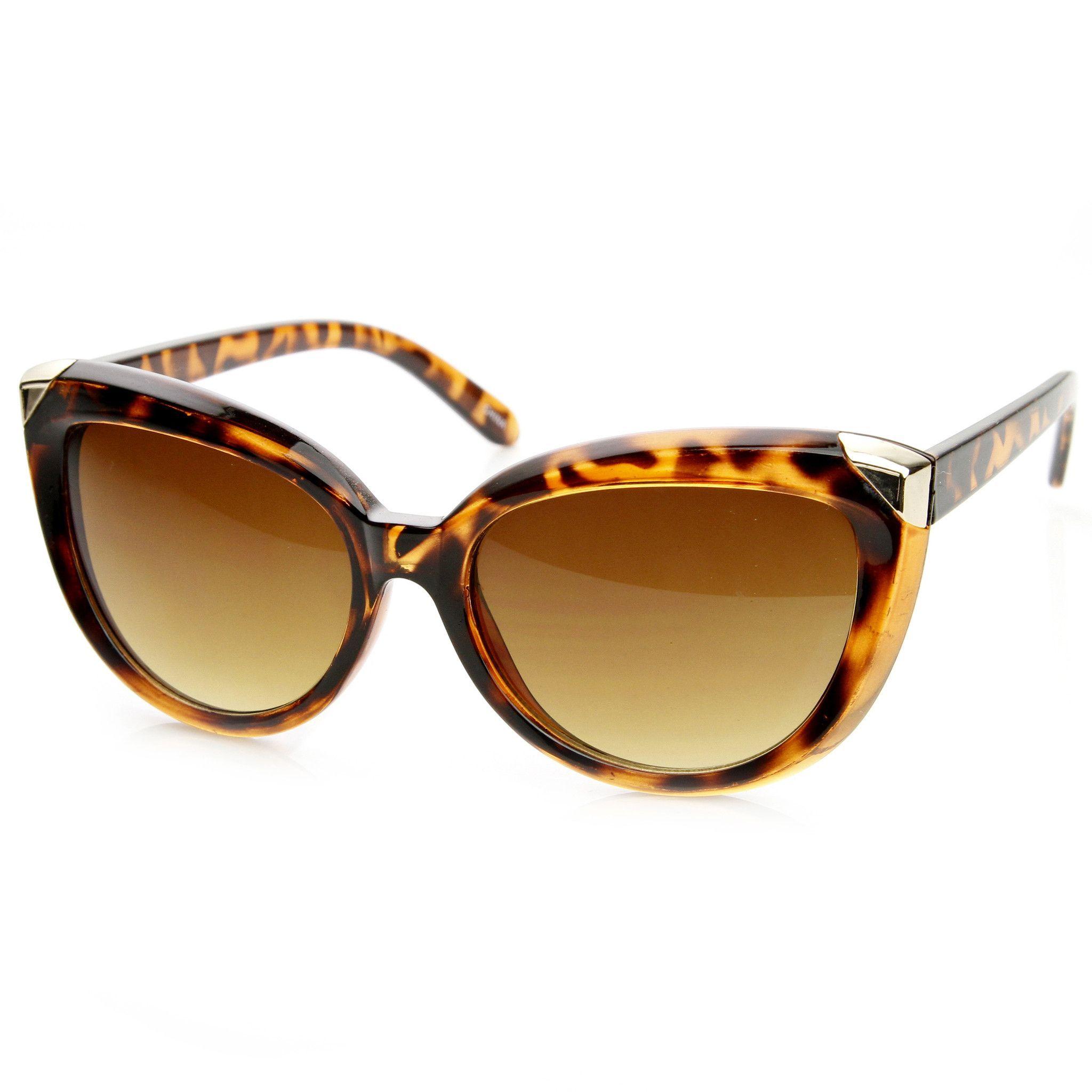 Mod Retro Oversize Bold Cat Eye Womens Fashion Sunglasses 9224 Cat Eye Sunglasses Cat Eye Sunglasses Women Fashion Sunglasses