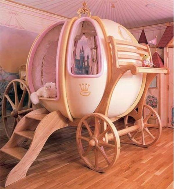 Kinderbetten fürs moderne Kinderzimmer kutschenbett | Wohnen ...