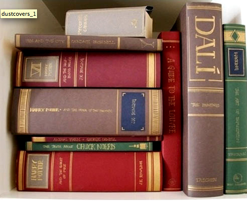 not sure i would ever take the time to do this, but it looks fun! http://www.designsponge.com/2011/09/diy-project-vintage-style-book-dustcovers.html#more-115871