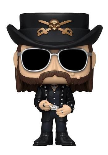 Motorhead - Lemmy POP! Funko Rocks
