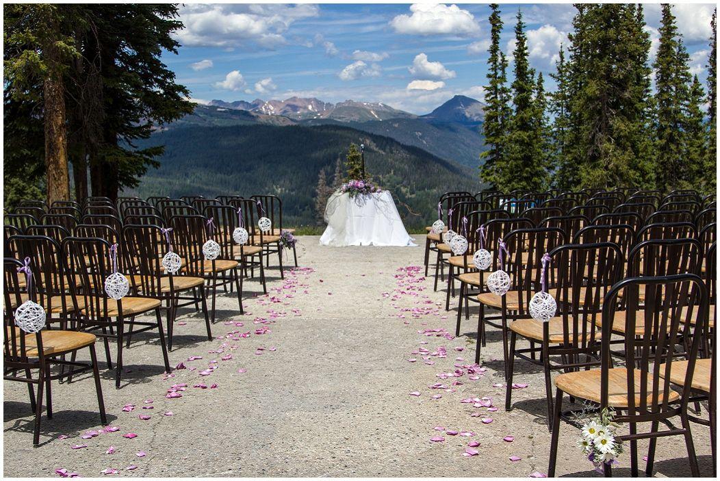Plum Pretty Photography Copper Mountain Wedding Colorado Ski Resort
