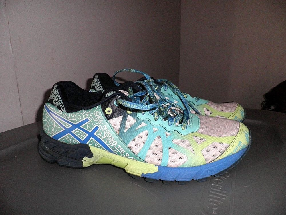 new style 548c4 05911 ASICS Women's Gel-Noosa Tri 9 Athletic Running Shoe Multi ...