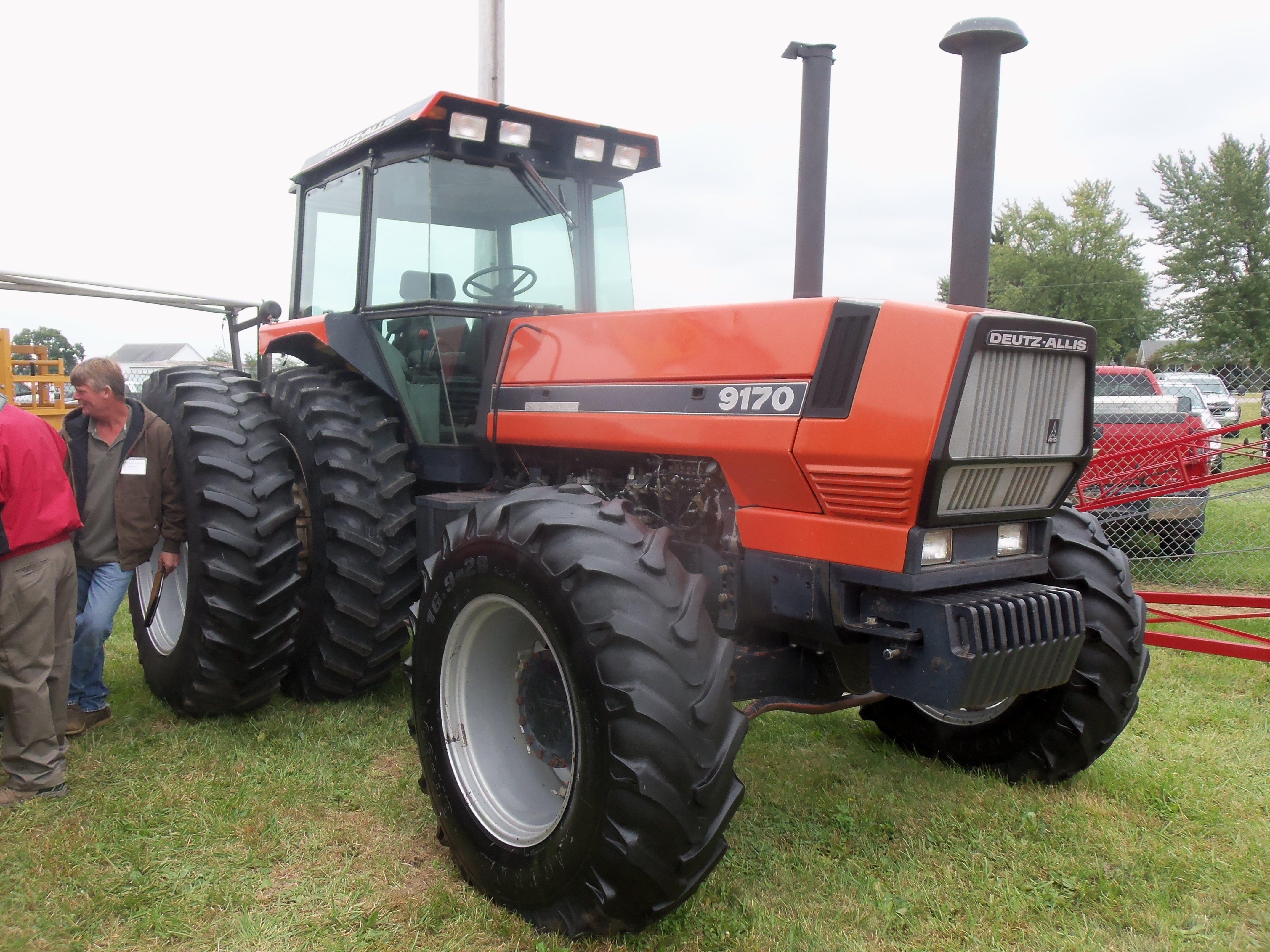Stolz Bau deutz allis 9170 tractors