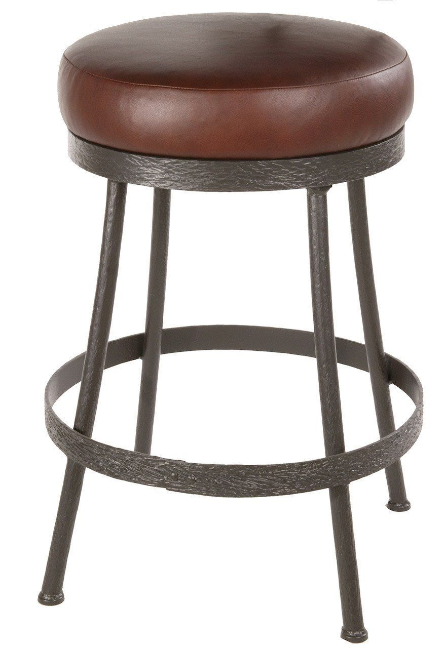 Every Barstool Is Hand Forged One At A Time By Gifted S In The