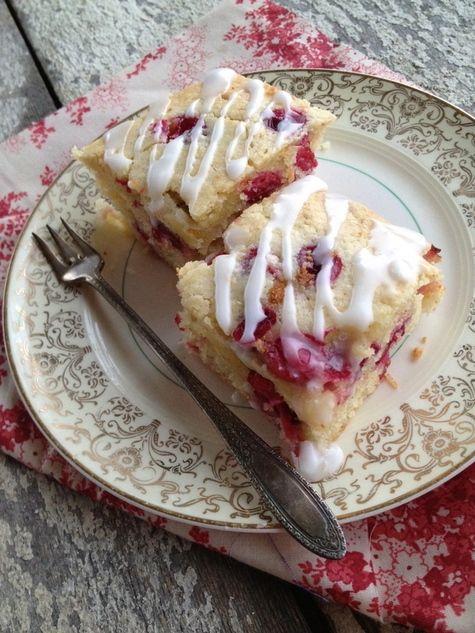 """Cranberry Orange """"Buttermilk"""" Breakfast Cake by @RealSustenance"""
