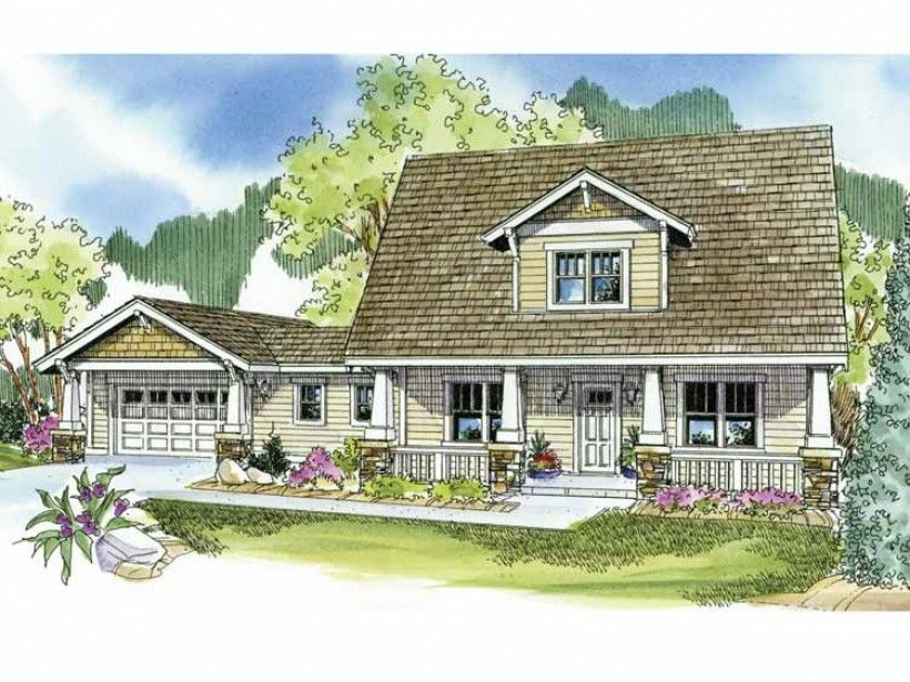 Build your ideal home with this Craftsman house plan with 3 bedrooms(s), 2 bathroom(s), 2 story, and 2451 total square feet from Eplans exclusive assortment of house plans.
