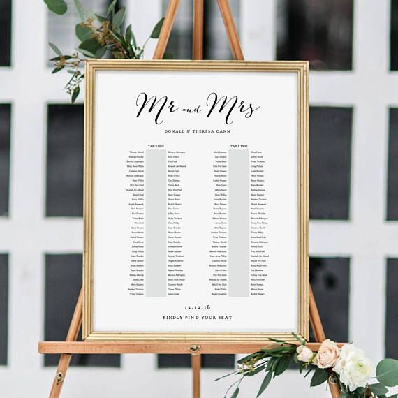 Banquet seating chart long tables table plan also printable rh pinterest