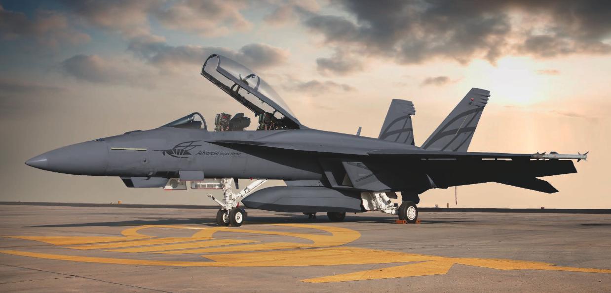 Boeing (F/A-18E/F Super Hornet)