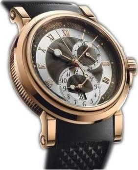 2019 Silver Marine Men's And Automatic Watch Dial In Brown Breguet Yfyvbg76