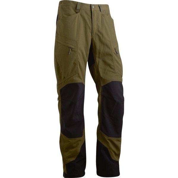 Haglofs Men S Rugged Mountain Pant Outdoorkit Mens Fashion Rugged Mens Fashio Mens Outfits