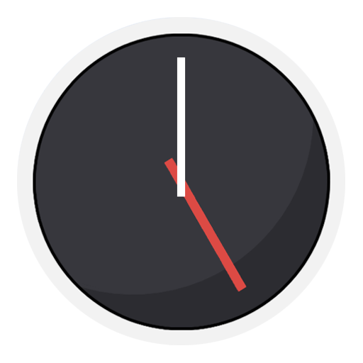 Clock Icon Android Kitkat Png Image Clock Icon Clock Icon