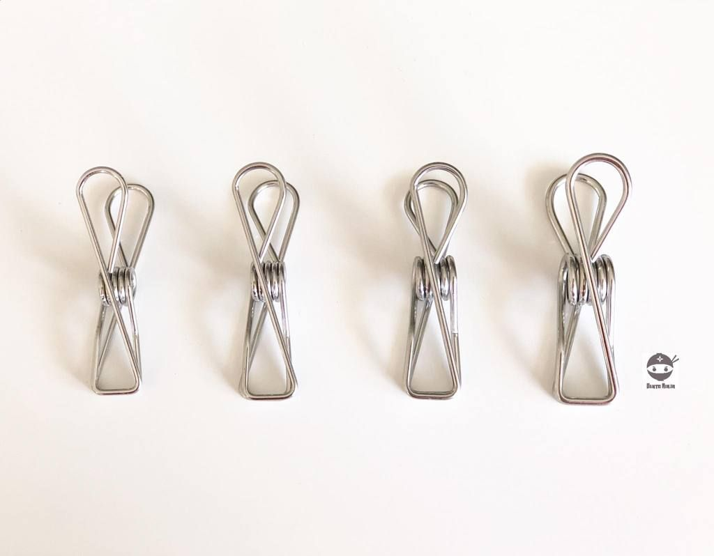"""""""FOREVER PEGS®"""" Marine grade Stainless Steel Clothes Pegs"""