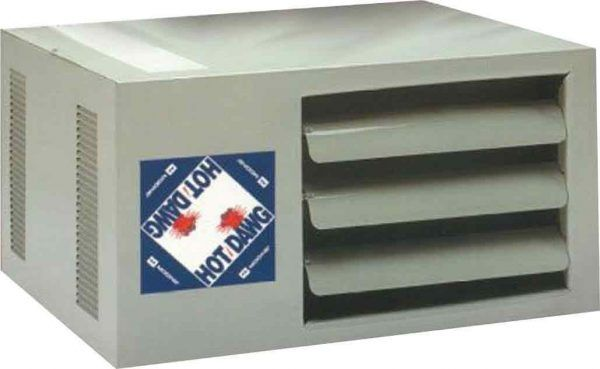 Natural Gas Shop Heater >> 6 Best Garage Heater Reviews The Most Economic And Super Warm