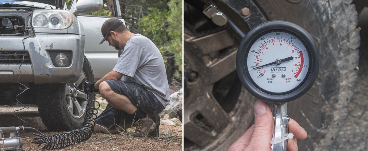 Experience and Using the Viair 400P Compressor Portable