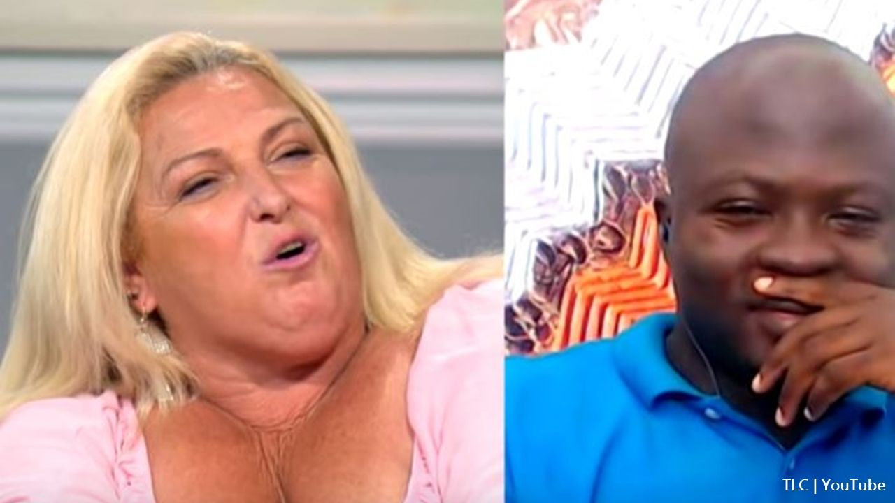 90 Day Fiance Star Big Ed Fights Back Tears Over The Body Shaming