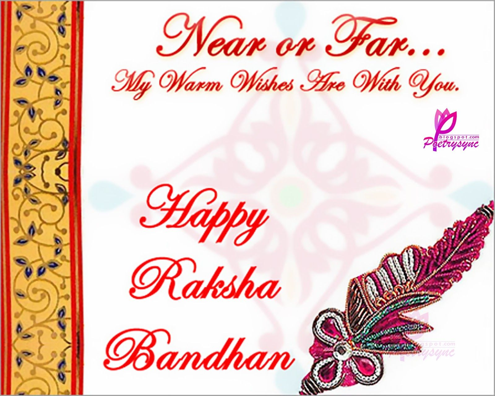 Raksha bandhan raksha bandhan quotes poems and shayari with raksha bandhan raksha bandhan quotes poems and shayari with images for brother kristyandbryce Image collections