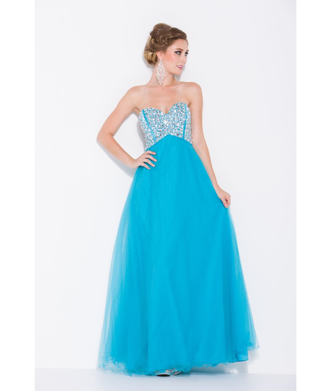 Beautiful- Prom dresses and Retro on Pinterest