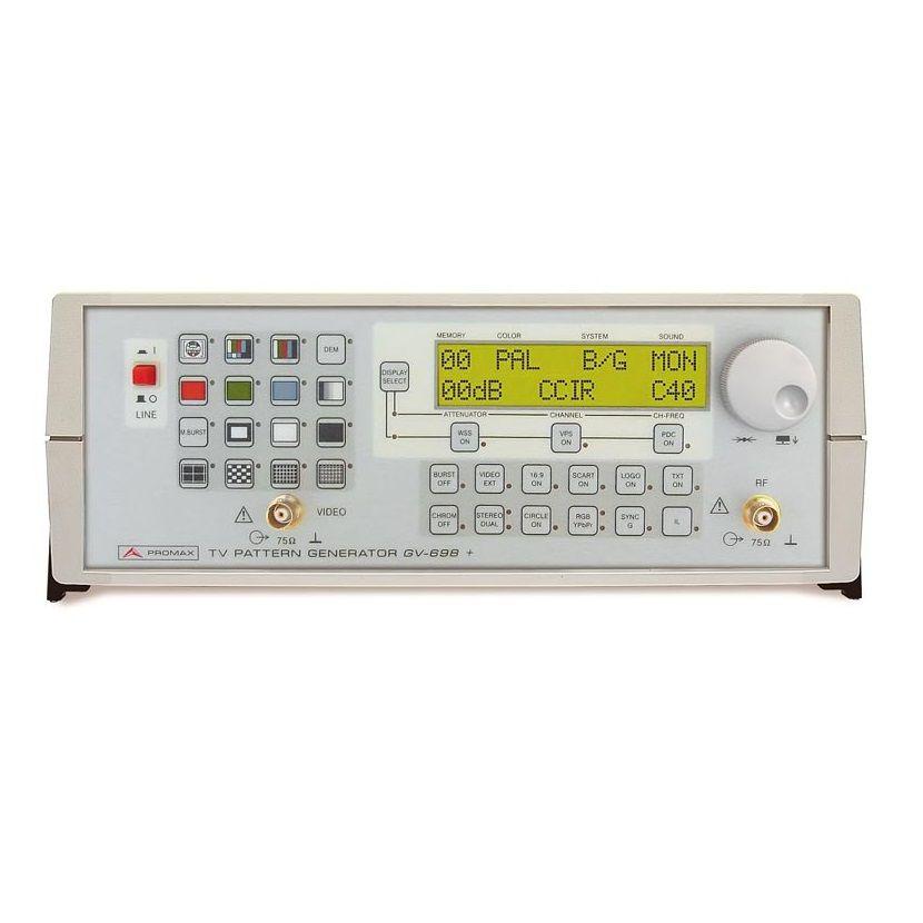 May Phat Mẫu Tv Promax Gv 698 May Phat Mẫu Tv Model Gv 698